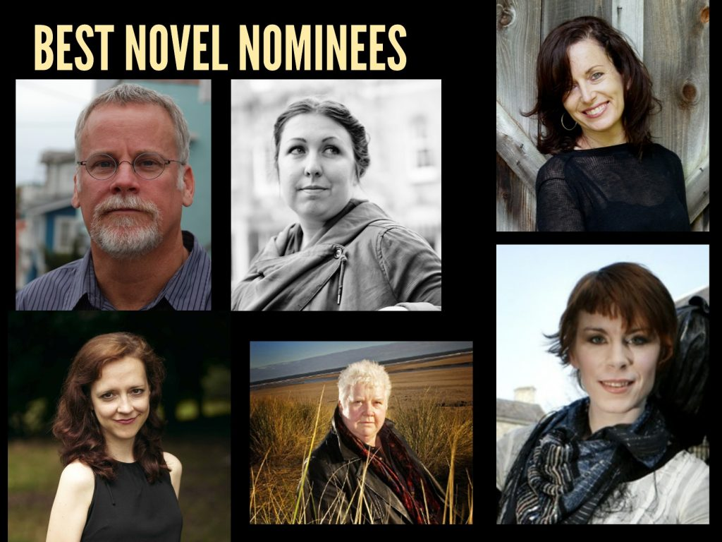 The Best Novel Nominees React and Appreciation of Cussler
