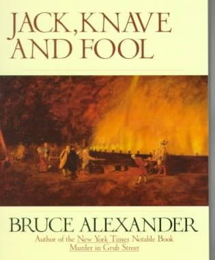 jack knave and fool bruce alexander