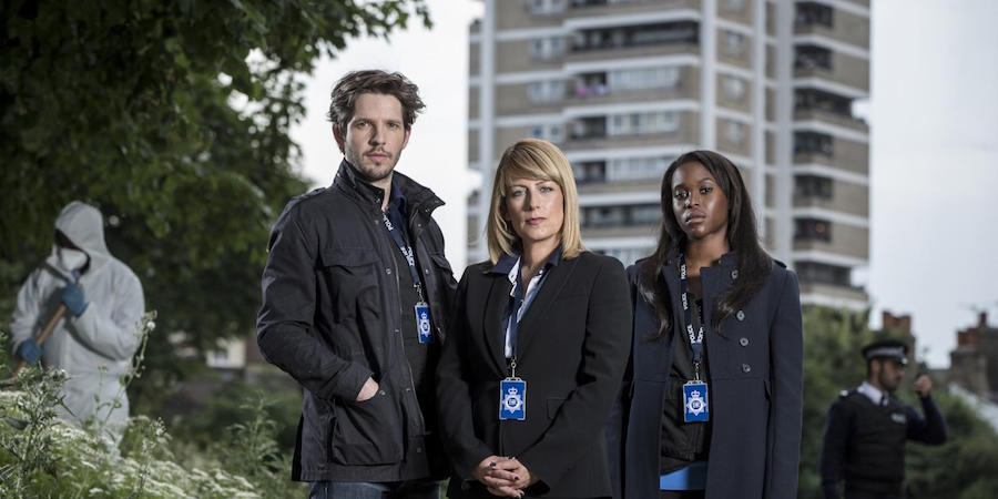 DVD Review– Suspects, Series 1, 2, 3, 4, & 5