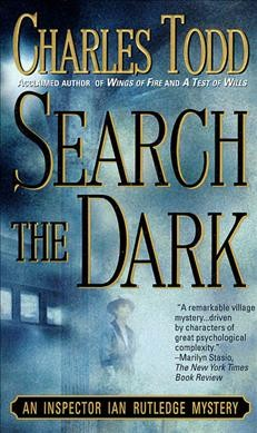 search the dark charles todd