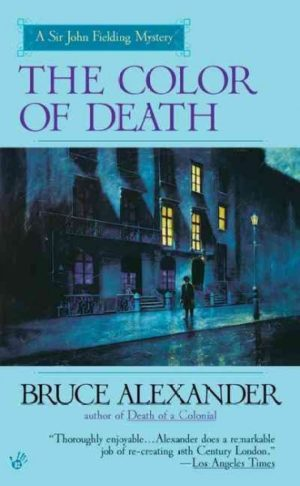 the color of death bruce alexander