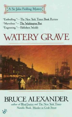 water grave bruce alexander