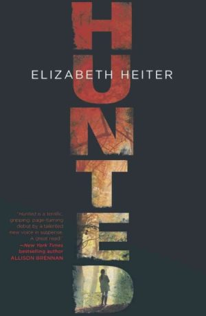 Hunted by Elizabeth Heiter (Trade Paperback)