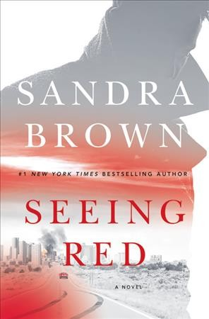 Seeing Red by Sandra Brown (Hardcover)