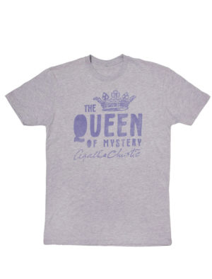 The Queen of Mystery Agatha Christie T-SHIRT (Unisex)