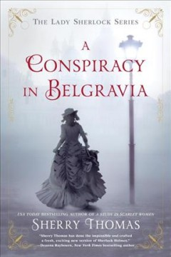 A Conspiracy in Belgravia by Thomas Sherry