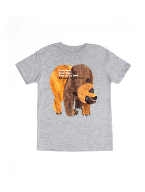 BROWN BEAR, BROWN BEAR, WHAT DO YOU SEE? Kids:YA T-Shirt