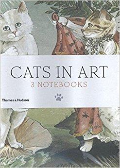 Cats in Art Mini Notebooks