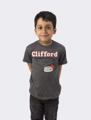 Clifford and The Big Red Dog Kids/YA T-Shirt