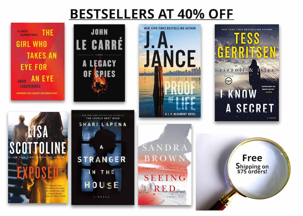 new york times bestsellers at 40% off