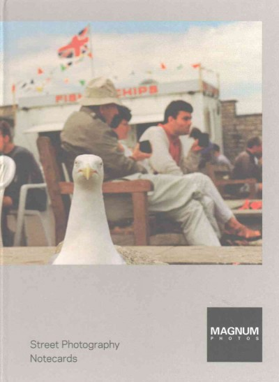 Magnum Photos Street Photography Notecards