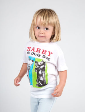 Harry The Dirty Dog Kids/YA T-Shirt
