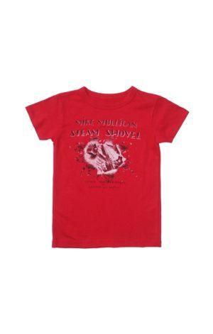 Mike Mulligan and his Steam Novel Kids/YA T-Shirt