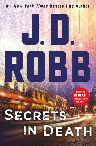 Secrets in Death by J.D. Robb (Hardcover)