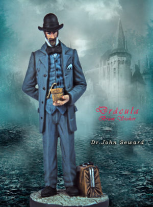 Dr. Seward Figurine