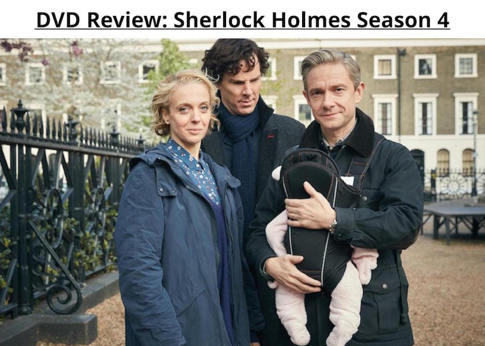 Sherlock Holmes Season 4 Review