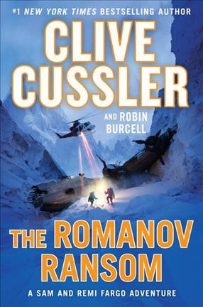 The Romanov Ransom by Clive Cussler/Robin Burcell (Hardcover)
