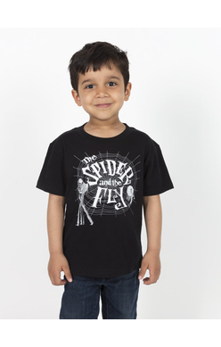 The Spider and the Fly Kids/YA T-Shirt