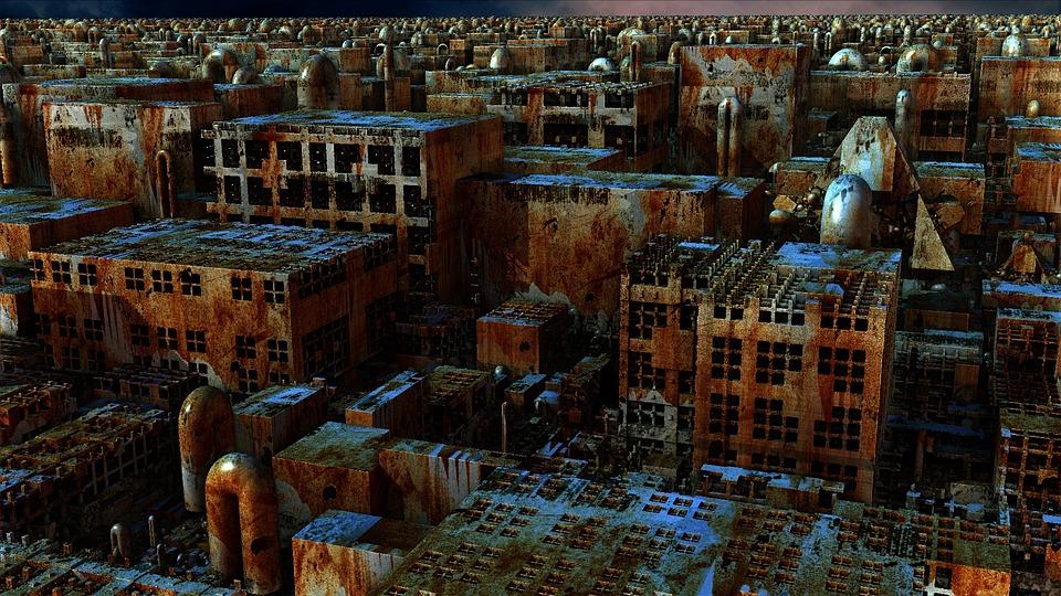 Top Ten Dystopian Mysteries