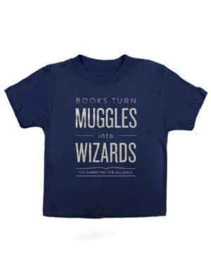 books muggles ya