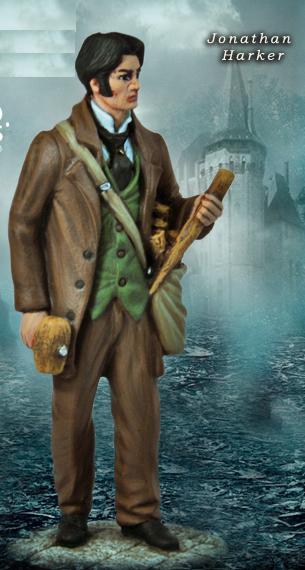 Jonathan Harker Figurine
