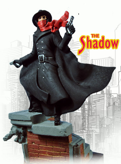The Shadow Figurine