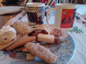 Sherlock Holmes mug set