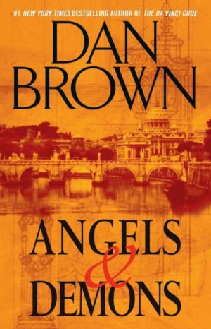 Angels & Demons by Dan Brown (Paperback)