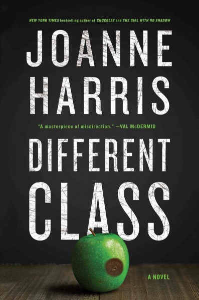 Different Class by Joanne Harris (Hardcover)