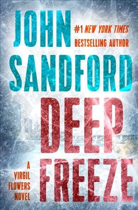 Deep Freeze by John Sandford ( Hardcover)