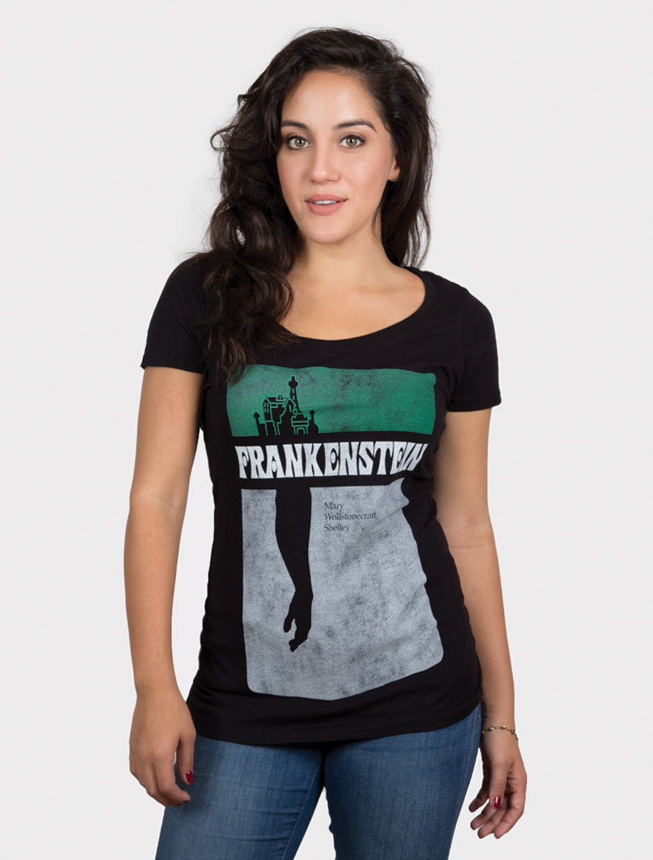 Frankenstein T-Shirt (Women's)
