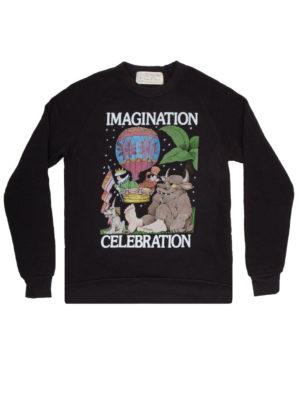 Imagination Celebration Fleece Shirt