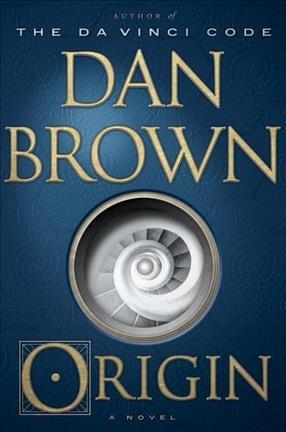 Origin by Dan Brown (Hardcover)