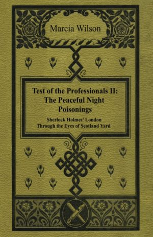Test of the Professionals II- The Peaceful Night Poisonings (Paperback)