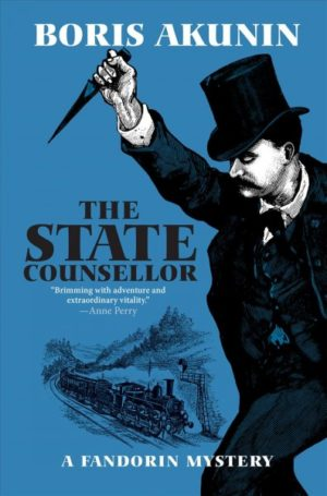 The State Counsellor by Boris Akunin (Hardcover)