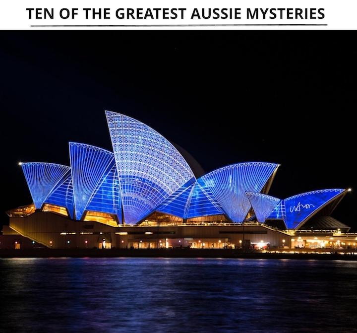 Aussie Mysteries