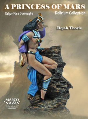 Dejah Thoris Figurine