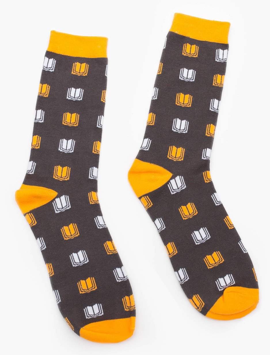 62adec14de031 Book socks