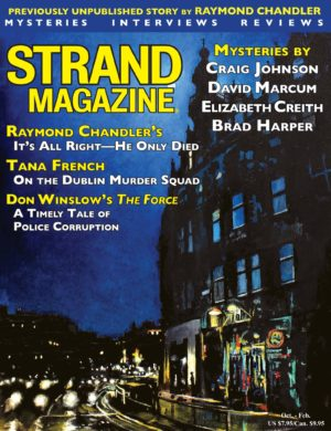 Two Year Subscription plus issue with Raymond Chandler