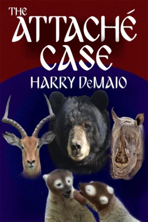 The Attaché Case: Octavius Bear Book 6