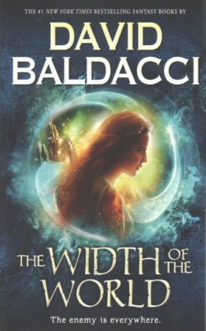 Width of the World by David Baldacci (Paperback)