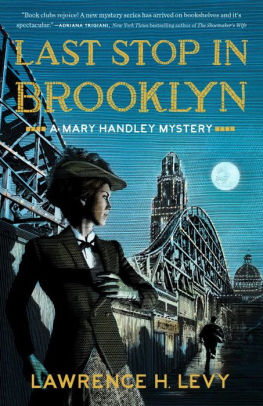 It's the summer of 1894, and an infidelity case has brought PI Mary Handley to a far corner of Brooklyn: Coney Island. In the midst of her investigation, Mary is contacted by a convicted man's brother to reopen a murder case. A prostitute was killed by a Jack the Ripper copycat years ago in her New York hotel room, but her true killer was never found. Once again it's up to Mary to make right the city's wrongs. New York City's untouchable head of detectives, Thomas Byrnes, swears he put the right man behond bars, but as Mary digs deeper, she finds corruption at the heart of New York's justice system, involving not only the police, but the most powerful of stock titans. Disturbing evidence of other murders begins to surface, each one mimicking Jack the Ripper's style, each one covered up by Thomas Byrnes.