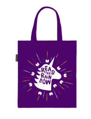 Read The Rainbow Tote