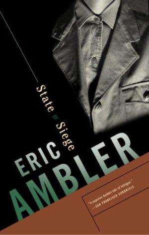 State of Siege - Eric Ambler