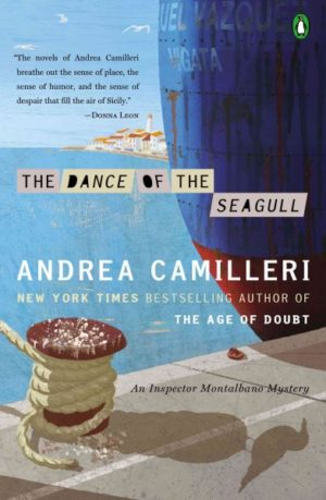 The Dance of the Seagull by Andrea Camilleri