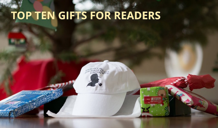 top ten gifts for readres