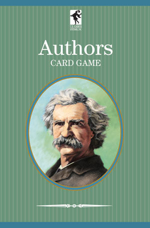 Great Authors Playing Cards