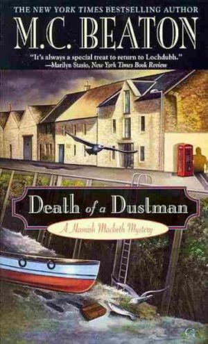 Death of a Dustman by M.C. Beaton