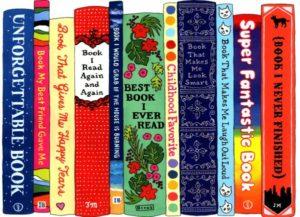 Ideal Bookshelf Universal Puzzle- 1000 Pieces