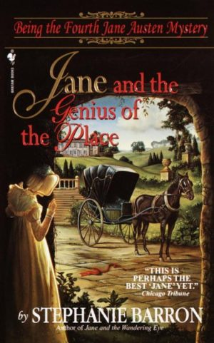 Jane and the Genius of the Place by Stephanie Barron
